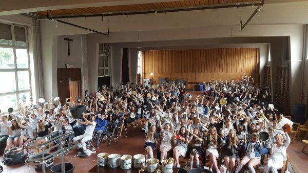 Low Q - B3 Massaworkshop tot 200 deelnemers